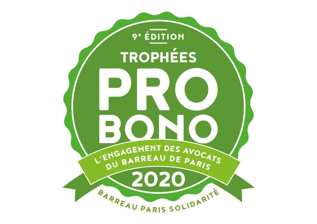 Illustration : ASF FRANCE PARTICIPE AU TROPHÉE PRO BONO 2020