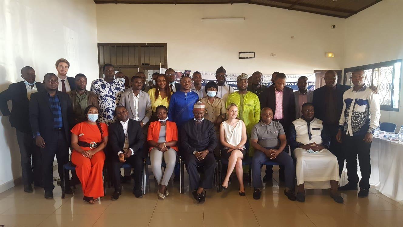 Illustration : Cameroun - Travailler au renforcement de la société civile camerounaise pour l'accès à la justice des personnes en détention