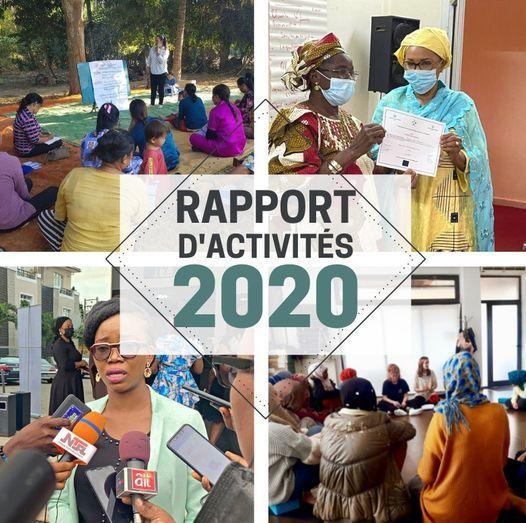 Illustration : Rapport d'activités 2021