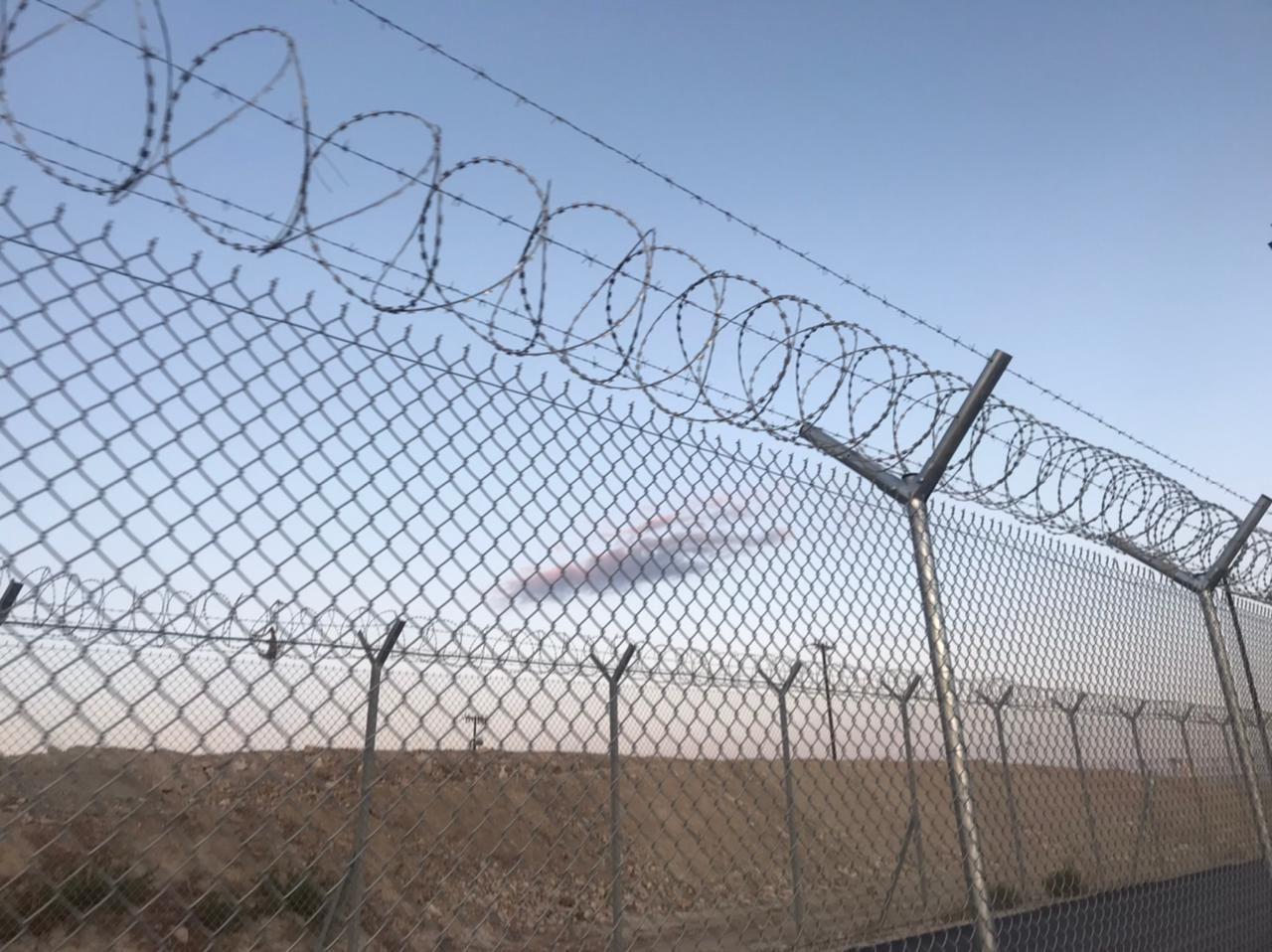 Illustration : Ouverture d'un nouveau camp à Samos