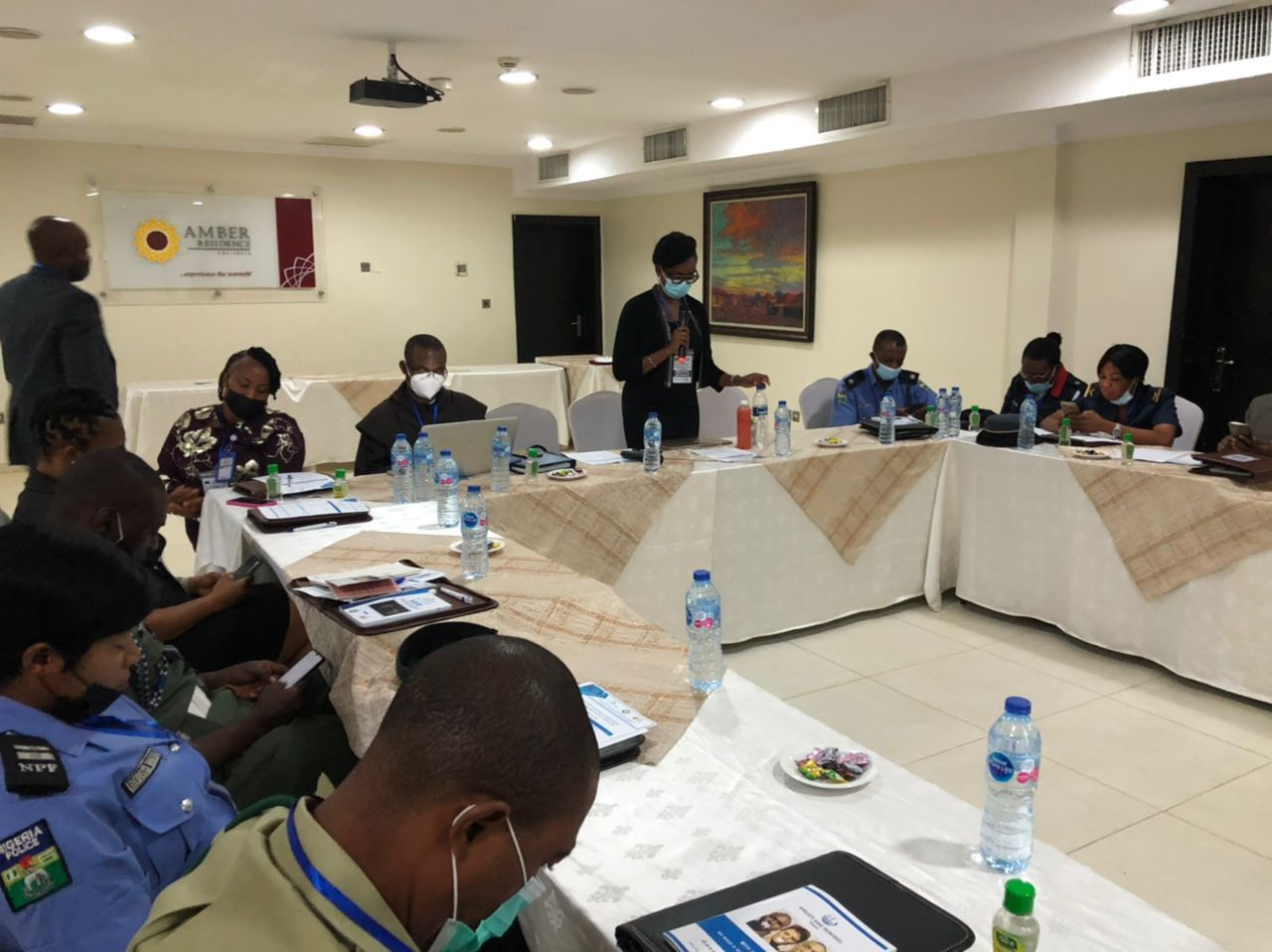 Illustration : Nigéria SAFE : Mission à Lagos