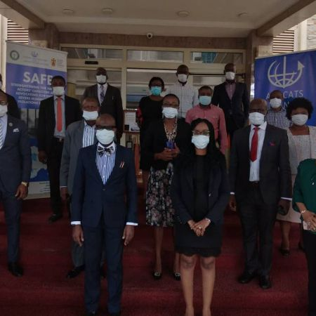 SAFE - réunion des avocats Pro Bono du barreau nigérian