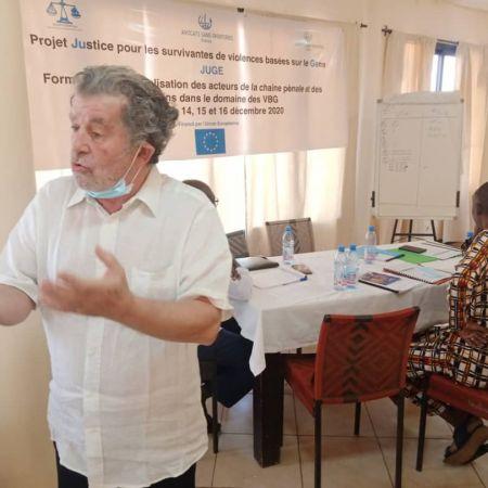 MALI - JUGE :FORMATION DES ACTEURS DE LA CHAÎNE PÉNALE ET DES MÉDECINS À BAMAKO