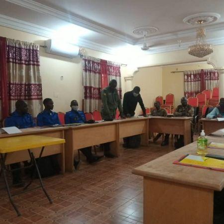 MALI - JUGE : FORMATION DES ACTEURS DE LA CHAÎNE PÉNALE ET DES MÉDECINS