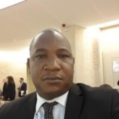 GUINÉE - INTERVIEW DE ME FREDERIC LOUA, DIRECTEUR DE LES MÊMES DROITS POUR TOUS