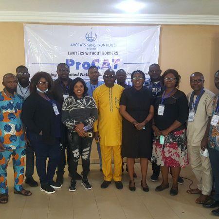 Nigéria - Prévenir la torture par la formation des journalistes