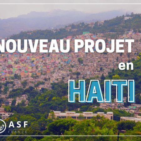 Nouveau projet en Haïti