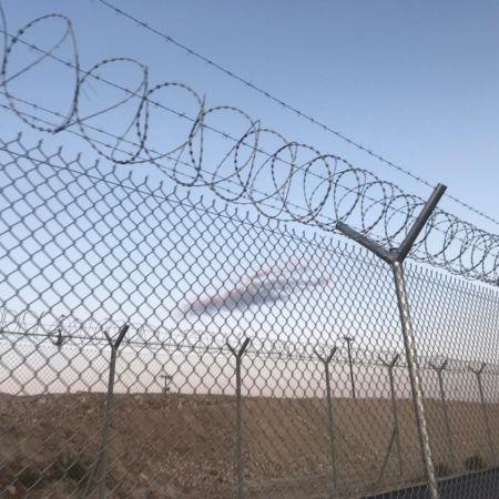 Ouverture d'un nouveau camp à Samos